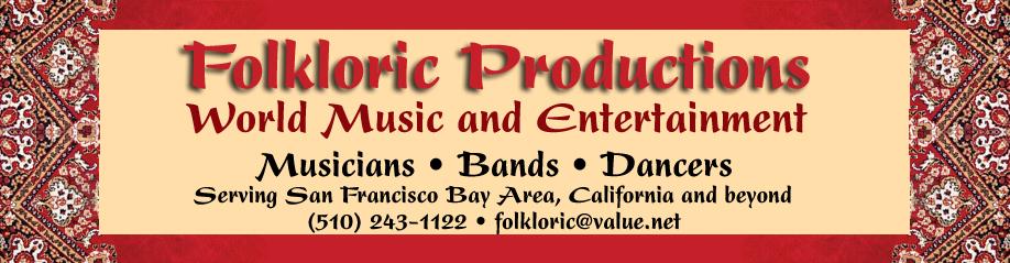 Folkloric Productions: Balkan Music CDs, Nada Lewis CDs, Panacea CDs