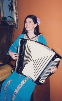 san francisco bay area accordionist nada lewis